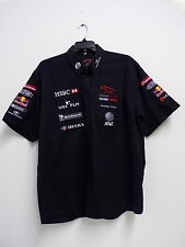 F1 JAGUAR RACING OCEANI 12 Team Issue Race Shirt da uomo