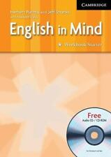 NEW - English in Mind Starter Workbook with Audio CD/CD ROM