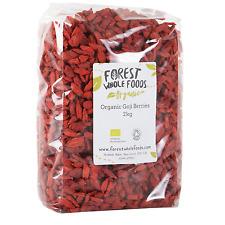 Organico Bacche Di Goji 2kg