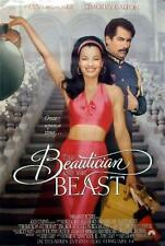 THE BEAUTICIAN AND THE BEAST ORIGINAL 27x40 MOVIE POSTER (1997) DRESCHER