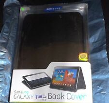 Galaxy TAB 8.9 Case Cover Genuine BLACK EFC-1C9NBEC SEALED RETAIL BOX 24 Hr Post