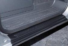 Für Mercedes Vito Bus W639 2003- Tür Einstiegsleisten schwarz 2 Stück