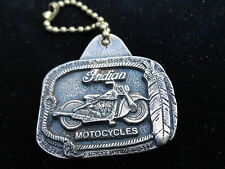 "INDIAN MOTORCYCLE"",MOTOCYCLE~KEY-CHAIN(CYCLE)~ Vtg**********"