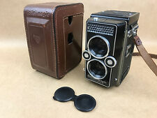 Rolleiflex Rollei Magic 3.5 TLR 120 Film Camera w/ Xenar Lens - Just Serviced !!