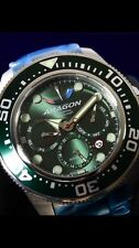 Aragon Diver 9100 Miyota Automatic High end Quality Loaded With Features, New