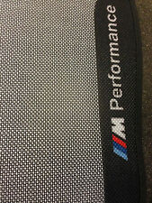 BMW M PERFORMANCE FLOOR MATS REAR F21 F22 M2 COUPE GENUINE