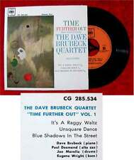 EP Dave BrubeckQuartet: Time Further Out Vol. 1