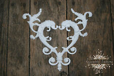 Furniture Appliques / architectural pieces / shabby chic appliques / onlay