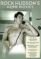 Rock Hudson's Home Movies (DVD, 2011) NEW AND SEALED REGION 2
