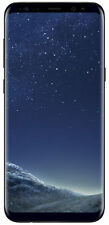 New Samsung Galaxy S8+ Plus Midnight Black SM-G955F LTE 64GB 4G Factory Unlocked