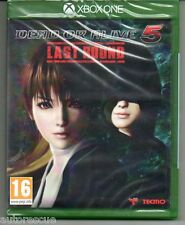 "Dead or alive 5 last round ""new & sealed' * XBOX ONE (1) *"