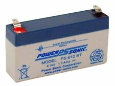 Panasonic LCR6V1.3P SLA, Sealed lead acid Batteries