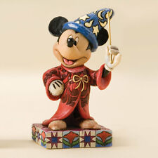 Jim Shore Disney Traditions Sorcerer Mickey Mouse Touch of Magic 4010023 NIB NEW