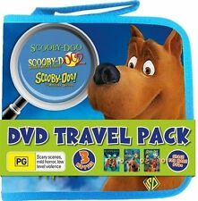 Scooby-Doo! Trilogy (Live Action) in Travel Pack Monsters Unleashed The Mystery