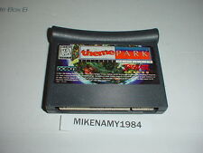 THEME PARK game cartridge only for ATARI JAGUAR system