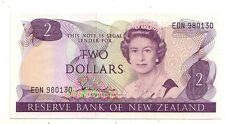 Nuova Zelanda  New Zealand   $2 1981 1985 FDS  UNC    pick 170a rif 2474
