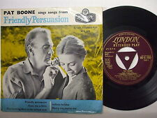 RE-D 1068 Pat Boone - Friendly Persuasion - tricentre