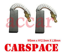 Motor Carbon Brushes For BOSCH WOL 2400 WOL 2050 electronique Exclusiv WOP 130