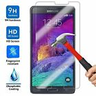 Premium Gorilla Tempered Glass Film Screen Protector for Samsung Galaxy Note 5