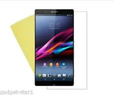 3x HQ CRYSTAL CLEAR SCREEN PROTECTOR COVER SAVER FILM GUARD FOR SONY XPERIA Z2