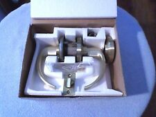 SCHLAGE ND70PD SPA 606 SATIN BRASS CLASSROOM LOCK - NIB - W/ KEYS