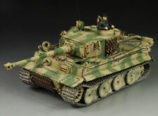 Award Winner Built Dragon 1/35 Tiger I Early Production +Figure +PE