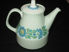 TOR VIKING TURI DESIGN FIGGIO FF FLINT NORWAY TEA POT MID CENTURY MODERN POTTERY