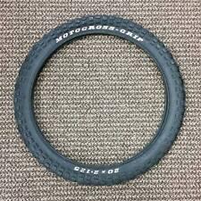 BMX TIRE MOTOCROSS FOR SCHWINN SCRAMBLER HURRICANE HORNET 20 X 2.125 NEW