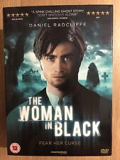 Daniel Radcliffe WOMAN IN BLACK ~ 2012 Cult British Horror | UK DVD w/ Slipcover
