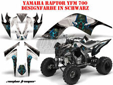 Amr racing DECOR Kit ATV yamaha raptor yfm 125/250/350/660/700 zombie soldat B