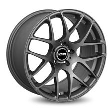 19x10.5 VMR Rims V710FF CUSTOM ET45 Matte Graphite Wheels (Set of 4)