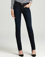 NWT JOE'S JEAN WOMEN Sz28 THE SKINNY-STRETCH MIDRISE IN BLUE ARIELLE  $189.