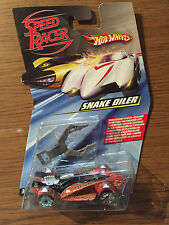 HOT WHEELS MATTEL SCALA 1:43 SNAKE OILER NEW!!!