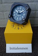 BREITLING office desk CLOCK brand new in BOX very rare piece dealer dealerclock