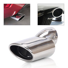 STAINLESS EXHAUST TAIL MUFFLER TIP PIPE For 2012 2013 2014 Honda CIVIC