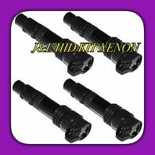 Set Of 4 Ignition Coils 99-12 Suzuki Hayabusa 1300R & 1340R New