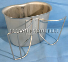GENUINE US MILITARY Stainless Steel BUTTERFLY CANTEEN CUP MINT Free Shippin