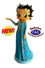 "NEW Betty Boop Snow Queen - height 4"" (9077)"