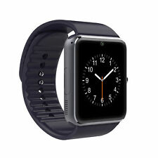 GT08 Bluetooth inteligente reloj Smart Watch Teléfono Mate para Android IOS
