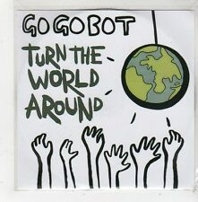 (FQ72) Go Go Bot, Turn The World Around - 2011 DJ CD