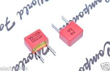 10pcs - WIMA FKP2 1000P (1000PF 1nF) 63V 2.5% pitch:5mm Polypropylene Capacitor