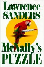 McNally's Puzzle by Lawrence Sanders ( Hardcover)