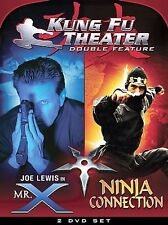 Kung Fu Theater - Mr. X/Ninja Connection - New