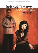 In Christ Alone Songbook (upc # 804879062516), Keith & Kristyn Getty, New Book