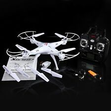 Xmas Quadcopter HD Cam Helicopter Syma X5SC 4GB RC Drone 6 Axis Gyro Heli TOY BG