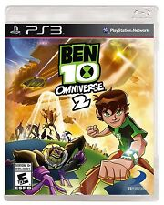 Ben 10 Omniverse 2 (Playstation 3 PS3 Network Adventure Children Battle Fun) NEW