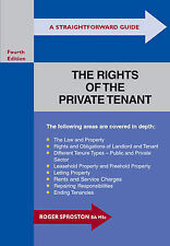 Straightforward Guide to the Rights of the Private Tenant, A, Roger Sproston, Ne