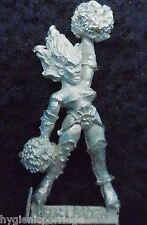 1988 DARK ELF BLOODBOWL 2e édition Cheerleader 18 citadelle BB106 équipe Fantasy GW