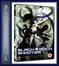 BLACK ROCK SHOOTER- COMPLETE SERIES 1 COLLECTION ***BRAND NEW DVD **