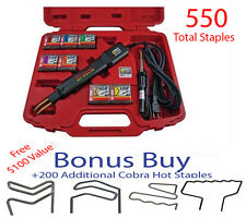 Dent fix 800BR Hot Stapler - Plastic Repair Assistant